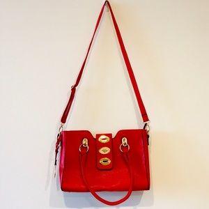Handbags - RED Fashion Crossbody Bag